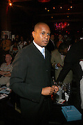 Congressionall Candidate Kevin Powell at An evening with Dave Chappelle for Kevin Powell for Congress held at Eugene's on July 9, 2008..Kevin Powell runs as a Democratic Candidate for Congress in Brooklyn's 10th Congressional District