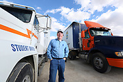 CDL, license, Rod Wiseman, driver, trucking, trailer, continuing education, 031214