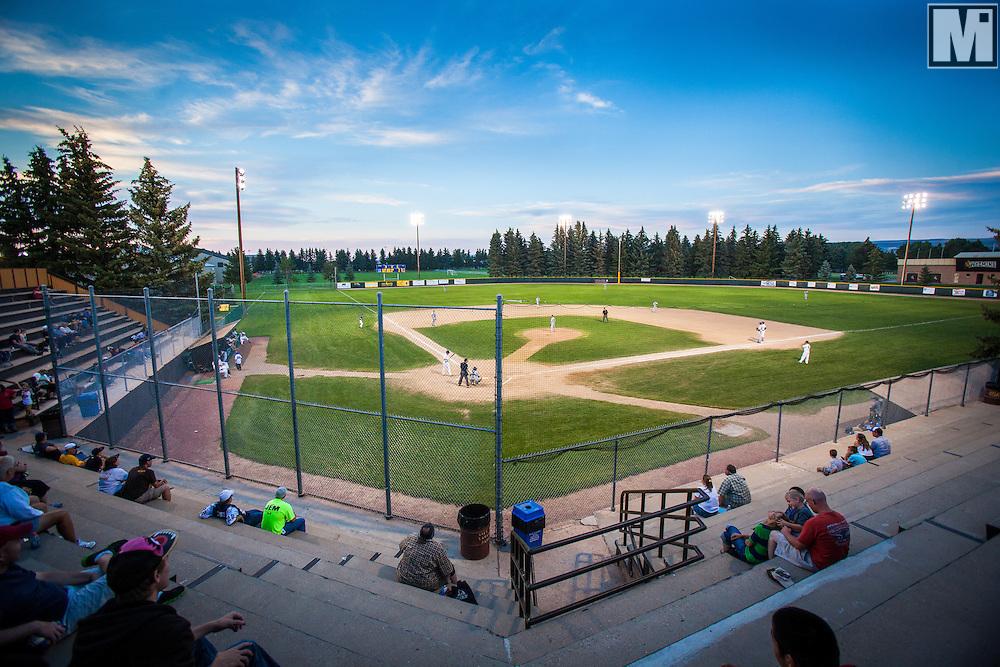 Cowboy Field, Laramie, WY, University of Wyoming, City of Laramie