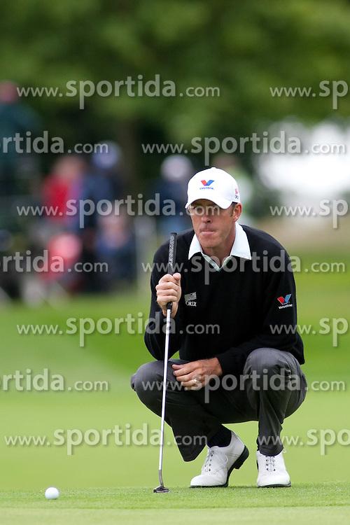 10.07.2010, Golf Club, Loch Lomond, SCO, PGA European Tour, The Barclays Scottish Open, im Bild Richard Green (AUS), EXPA Pictures © 2010, PhotoCredit: EXPA/ M. Gunn / SPORTIDA PHOTO AGENCY