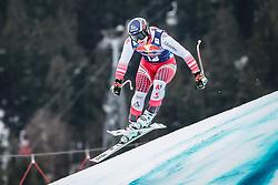 25.01.2020, Streif, Kitzbühel, AUT, FIS Weltcup Ski Alpin, Abfahrt, Herren, im Bild Matthias Mayer (AUT) // Matthias Mayer of Austria in action during his run in the men's downhill of FIS Ski Alpine World Cup at the Streif in Kitzbühel, Austria on 2020/01/25. EXPA Pictures © 2020, PhotoCredit: EXPA/ Johann Groder