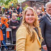 NLD/Tilburg/20170427- Koningsdag 2017, Amalia