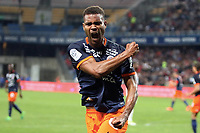 joie but MHSC  STEVE MOUNIE, mhsc<br /> FOOTBALL : Montpellier vs Lyon - Ligue 1 - 14/05/2017<br /> Norway only