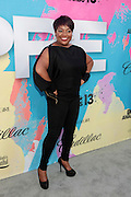 "Los Angeles, CA-June 29:  TV Personality Sherri Shepard attends the Seventh Annual "" Pre "" Dinner celebrating BET Awards hosted by BET Network/CEO Debra L. Lee held at Miulk Studios on June 29, 2013 in Los Angeles, CA. © Terrence Jennings"