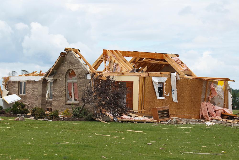 June 06, 2010: Tornado Distruction in Ottawa County, Ohio