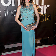 NLD/Amsterdam/20141215- Glamour Woman of the Year 2014, Halina Reijn