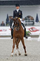 Munoz Diaz Juan Manuel - Fuego XII<br /> CSIO Rotterdam 2008<br /> Photo © Hippo Foto