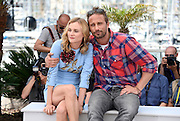 DIANE KRUGER & MATTHIAS SCHOENAERTS - PHOTOCALL The FILM 'MARYLAND-DISORDER' - 68TH CANNES FIM FESTIVAL<br /> ©Exclusivepix Media