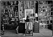 April 1976  •  Santa Monica, CA  •  working at home  •  Tri-X