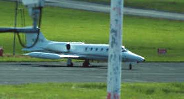 CIA plane (N71PA) at Shannon last saturday
