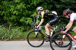 Lucy Kennedy (AUS) during Stage 8 of 2019 Giro Rosa Iccrea, a 133.3 km road race from Vittorio Veneto to Maniago, Italy on July 12, 2019. Photo by Sean Robinson/velofocus.com