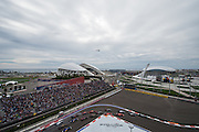 October 8-11, 2015: Russian GP 2015: Start of the Russian Grand Prix