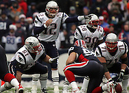 Tom Brady and the offense, New England Patriots @ Buffalo Bills, 11 Dec 05, 1pm, Ralph Wilson Stadium, Orchard Park, NY