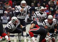 Tom Brady and the offense, New England Patriots @ Buffalo Bills, 11 Dec 05, 1pm, Ralph Wilson Stadium, Orchard Park, NY