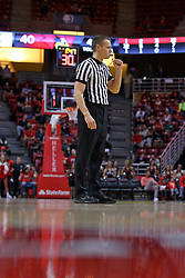 26 November 2016:  K.B. Burdett Jr.  during an NCAA  mens basketball game between the IUPUI Jaguars the Illinois State Redbirds in a non-conference game at Redbird Arena, Normal IL