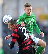 Fussball Bundesliga 2011/12: SC Freiburg - SV Werder Bremen