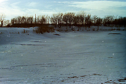 1976-1977 winter at Heyworth Illinois & Vicinity.<br /> <br /> <br /> Archive slide, negative and print scans.