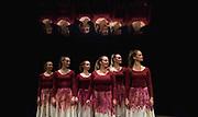 """Beautiful Weapons"" dance performance combines art and science. (GU photo by Zack Berlat)"