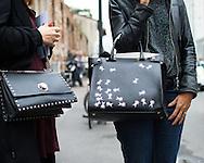 Ants Handbag, Outside Blugirl SS2017