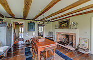Historic c1725 farmhouse residence, 2002 redesign by renowned architect David Scott Parker, Sagg Main, NY