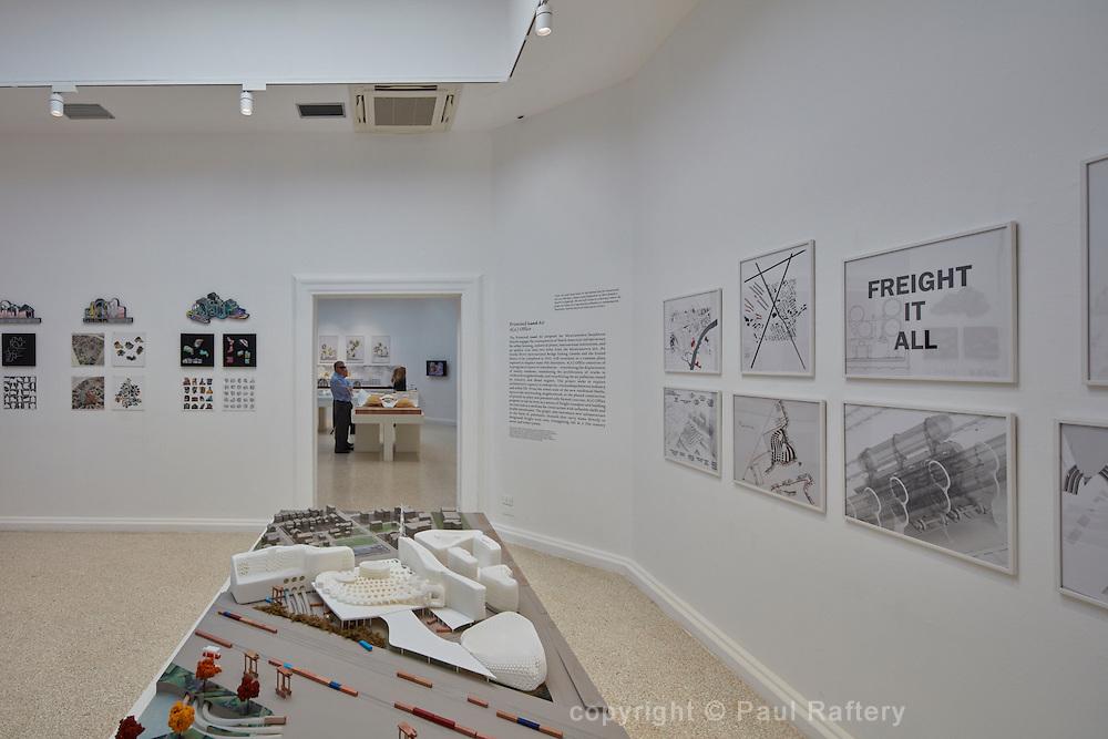 USA Pavilion, Venice Biennale 2016