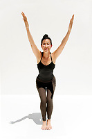 Jenny Ahn wellness coach and yoga teacher.