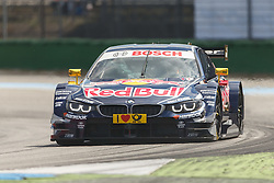 04.05.2014, Hockenheimring, Hockenheim, GER, DTM, 1. Lauf, Hockenheimring, Rennen, im Bild Antonia Felix da Costa (BMW M4 DTM)<br /> <br /> <br /> 1. Meisterschaftslauf, Motorsport, DTM, 04.05.2014, Foto: Eibner // during the 1th run of DTM at the Hockenheimring in Hockenheim, Germany on 2014/05/06. EXPA Pictures © 2014, PhotoCredit: EXPA/ Eibner-Pressefoto/ Neis<br /> <br /> *****ATTENTION - OUT of GER*****
