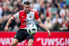 20180415 NED: Feyenoord - FC Utrecht, Rotterdam