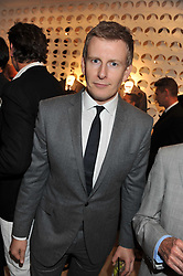 PATRICK KIELTY at the launch of the Spencer Hart Flagship store, Brook Steet, London on 13th September 2011.