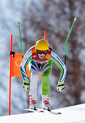 13.02.2018, Jeongseon Alpine Centre, Pyeongchang, KOR, PyeongChang 2018, Ski Alpin, Herren, Kombination, im Bild Stefan Hadalin (SLO) // Stefan Hadalin of Slovenia during the Mens Ski Men's Alpine Combined of the Pyeongchang 2018 Winter Olympic Games at the Jeongseon Alpine Centre in Pyeongchang, South Korea on 2018/02/13. EXPA Pictures © 2018, PhotoCredit: EXPA/ Johann Groder