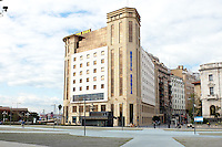 Hotel Bahia, city centre, Santander, Spain, May, 2015, 201505080893<br />