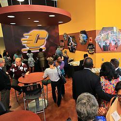 Detroit CMU Center Opens