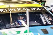 Fernando Rees | Aston Martin Racing | Aston Martin Vantage V8 | 2016 FIA World Endurance Championship | Silverstone Circuit | England |17 April 2016. Photo by Jurek Biegus.