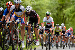Elena Cecchini (CANYON//SRAM Racing) takes on the double digit gradients at Thüringen Rundfarht 2016 - Stage 2 a 103km road race starting and finishing in Erfurt, Germany on 16th July 2016.