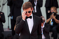 Actor Tye Sheridan at the premiere gala screening of the film The Mountain at the 75th Venice Film Festival, Sala Grande on Thursday 30th August 2018, Venice Lido, Italy.