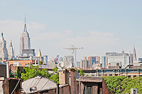View from 62 East 1st Street