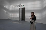 Venezia - 57 Biennale di Arti Visive. Palazzo delle Esposizioni. Philippe Parreno. Cloud Oktas.