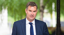 London, July 18th 2017. Secretary of State for Work and Pensions David Gauke attends the last cabinet meeting before the Parliamentary summer recess at Downing Street in London.