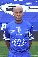 Toifilou MAOULIDA - 09.10.2013 - Photo officielle Bastia 2013/2014 - Ligue 1<br /> Photo : Icon Sport