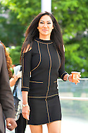 Kimora Lee Simmons at BCBG Max Azria SS2015