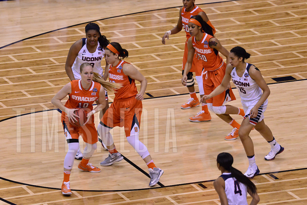 """4 SYRACUSE VS. 1 UCONN 2016 NCAA.DIVISION """"Women's Final Four, National Championship<br /> Bankers Life Fieldhouse<br /> Indianapolis Indiana, 4/5/16"""