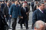 2013/03/23 Roma, funerali del Capo della Polizia. Nella foto Giampaolo Di Paola.<br /> Rome, Chief of Police funerals. In the picture Giampaolo Di Paola - &copy; PIERPAOLO SCAVUZZO