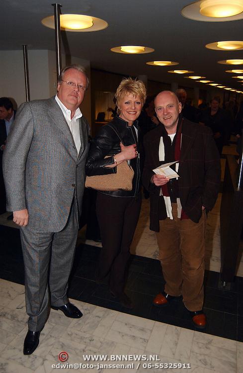 Premiere Vogels, Guus Verstreatte, Simone Kleinsma en Serge Henri Valcke