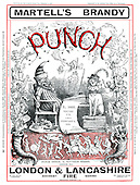 PUNCH WW1 Front Cover Cartoons