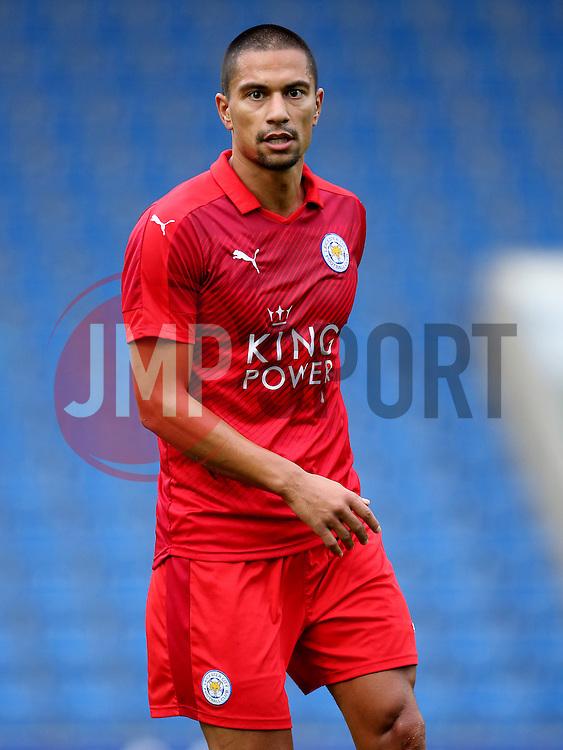 Gokhan Inler of Leicester City - Mandatory by-line: Matt McNulty/JMP - 02/08/2016 - FOOTBALL - Pro Act Stadium - Chesterfield, England - Chesterfield v Leicester City - Pre-season friendly