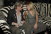NICK REYNOLDS ( ALABAMA 3) AND BABETTE KULIK, The Bedroom Secrets of the Master Chefs by Irvine Welsh. the Play Room, 10 Air St. London. 3 August 2006. ONE TIME USE ONLY - DO NOT ARCHIVE  © Copyright Photograph by Dafydd Jones 66 Stockwell Park Rd. London SW9 0DA Tel 020 7733 0108 www.dafjones.com