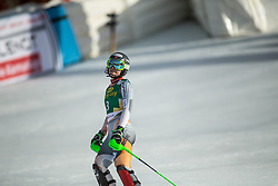 Nina Haver Loeseth (NOR) during second run at the Ladies' Slalom at 56th Golden Fox event at Audi FIS Ski World Cup 2019/20, on February 16, 2020 in Podkoren, Kranjska Gora, Slovenia. Photo by Matic Ritonja / Sportida