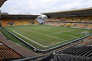 Molineux during the Sky Bet Championship match between Wolverhampton Wanderers and Preston North End at Molineux, Wolverhampton, England on 13 February 2016. Photo by Alan Franklin.