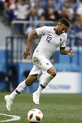 July 6, 2018 - Nizhny Novgorod, Russia - Corentin Tolisso during 2018 FIFA World Cup Russia Quarter Final match between Uruguay and France at Nizhny Novgorod Stadium on July 6, 2018 in Nizhny Novgorod, Russia. (Credit Image: © Mehdi Taamallah/NurPhoto via ZUMA Press)