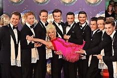 Strictly Come Dancing Launch 2017 - 28 Aug 2017